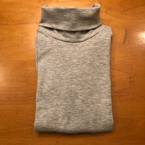 REI Grey Turtleneck Junior Size M